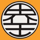 Dragon Ball Z King Kai Logo by Dalyz