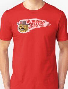 Rushin' meteor! T-Shirt