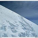 climbing western breithorn by kippis