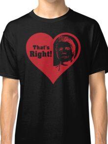 Bourdain Love Classic T-Shirt