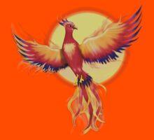 Phoenix by SpiceTree