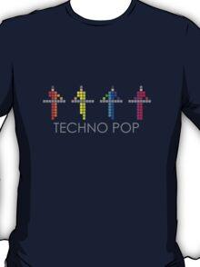 PIXEL8 | KRAFTWERK | TECHNO POP T-Shirt