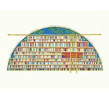 Library of My Dreams Photographic Print