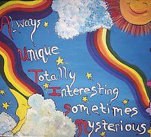 Autism Painting  by EliseMarie