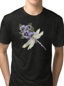 Springtime Visit Tri-blend T-Shirt
