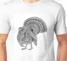 Ornate Turkey Unisex T-Shirt
