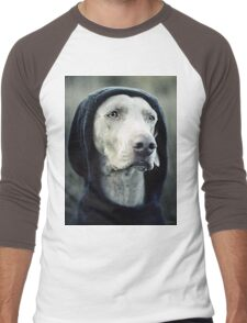 """""""The Dogside Project""""  Men's Baseball ¾ T-Shirt"""