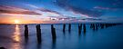 Clifton Spring Jetty by Travis Easton