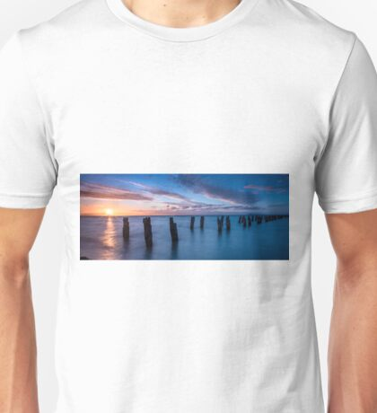 Clifton Spring Jetty Unisex T-Shirt