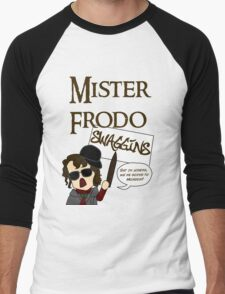 Mister Frodo Swaggins Men's Baseball ¾ T-Shirt