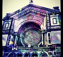 Alexandra Palace, London by lanesloo