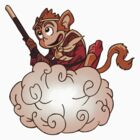 Monkey King by dazzamataz