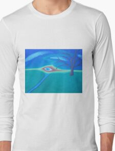 Eye of God Long Sleeve T-Shirt