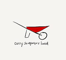 Carry Someone's Load by Pamela Shaw