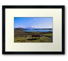 The Summer Isles Framed Print