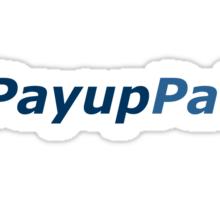 PayupPal Sticker