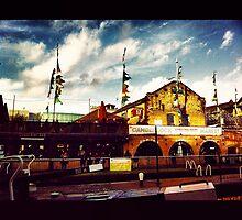 Camden Lock Market by lanesloo