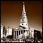 St Martin In The Fields by lanesloo