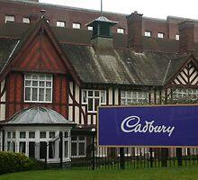 Cadbury World by Amy McCabe