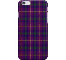 01799 Bryson (2000) Clan/Family Tartan Fabric Print Iphone Case iPhone Case/Skin