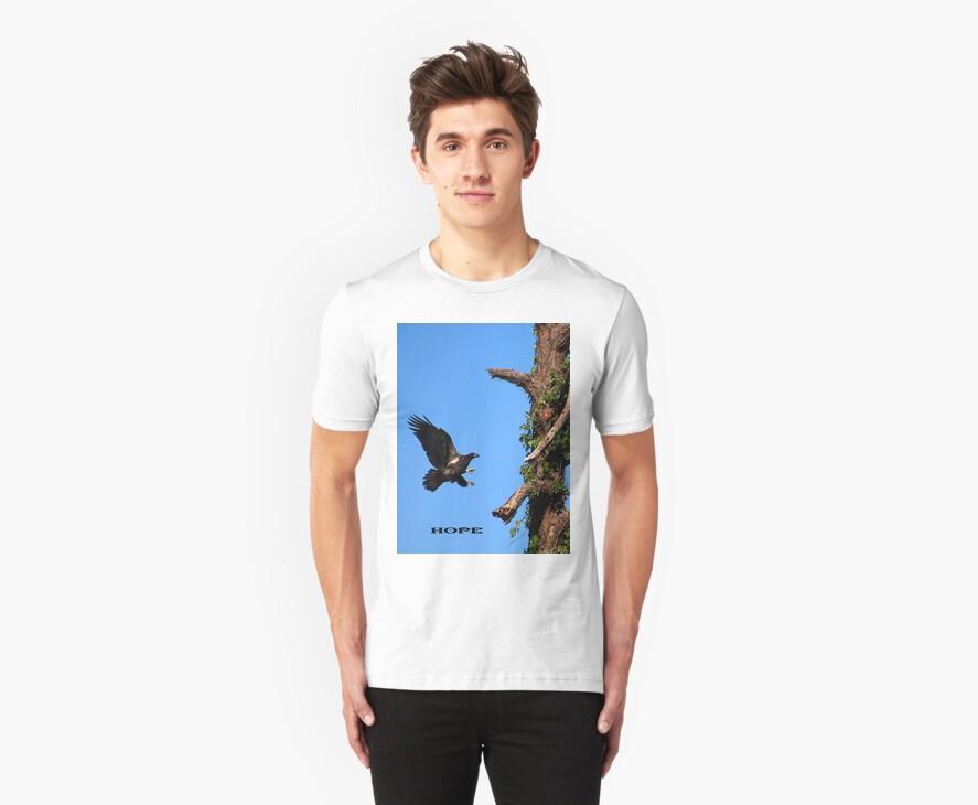Hope T-Shirt by Virginia N. Fred