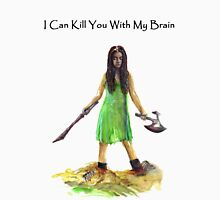 River Tam I Can Kill You With My Brain T-shirt Unisex T-Shirt