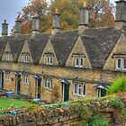 Chipping Norton Almshouses  by Rich Fletcher