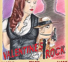 Valentine's Rock by clayorrnot