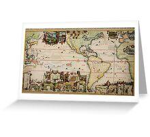 chatelain (america) The Dutch Beaver Derivative Greeting Card