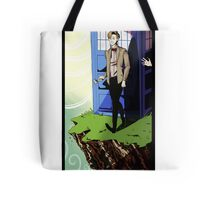 Eleventh Doctor- The Fool Tote Bag