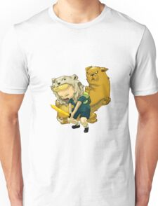 Finn + Jake Unisex T-Shirt