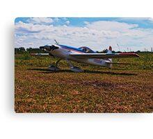 R/C Airplane Canvas Print