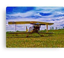 R/C Airplane 2 Canvas Print
