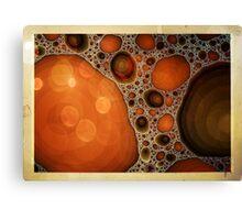 Fractal Bubbles Canvas Print