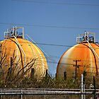 Fuel Tanks by Sheryl Langston