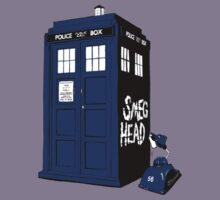 BAD SMEG HEAD Kids Clothes