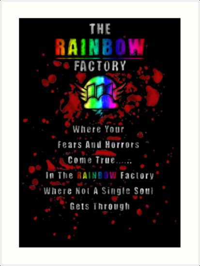 Rainbow Factory  by Austin673