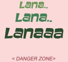 LANA - DANGER ZONE Kids Clothes