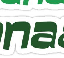 LANA - DANGER ZONE Sticker