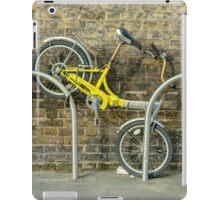 Biked  iPad Case/Skin