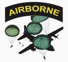 Airborne Paratrooper Drop Kids Clothes