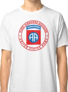 82nd Airborne Wings Classic T-Shirt