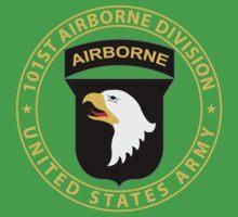101st Airborne One Piece - Short Sleeve