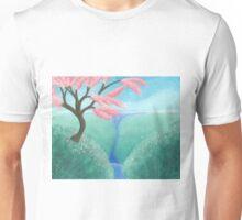 Cherry Blossom Tree Unisex T-Shirt