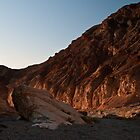 Mosaic Canyon Rocks - Death Valley N. P. by Mark Heller