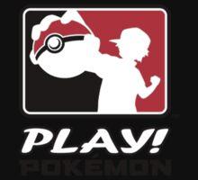Play Pokemon by Hunter-Blaze