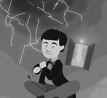 2nd Doctor in the Time Vortex by Kileigh Gallagher