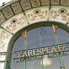 Karlsplatz by Stephen Oravec