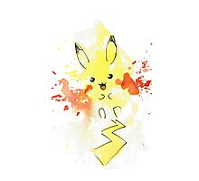 Pokemon - Pikachu  by MeepAndMushrat