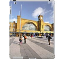 Kings Cross  iPad Case/Skin